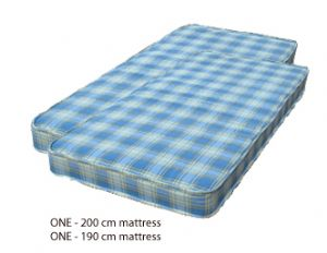 TWO MATTRESSES FOR OUR VICTOR STORE AWAY BEDS M2340